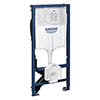 Grohe Rapid SL Support Frame for Sensia IGS & Arena Shower WC - 39112001 profile small image view 1