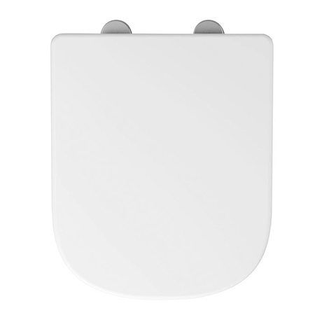 Grohe Euro Soft Close Toilet Seat with Quick Release - 39330000