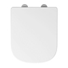 Grohe Euro Compact Toilet Seat with Quick Release - 39459000 profile small image view 1