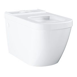 Grohe Euro Ceramic Floor Standing Close Coupled Pan - 3933800H