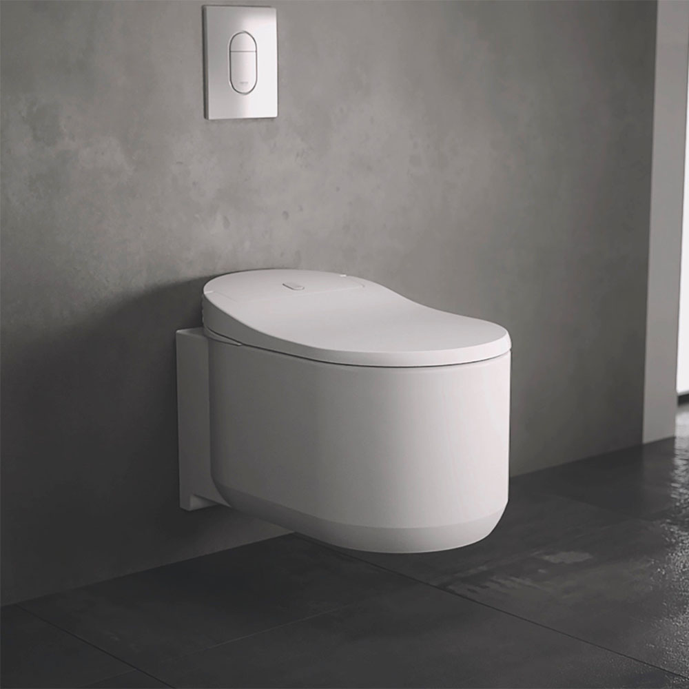 Grohe Sensia Arena Wall Hung Smart Toilet - 39354SH1