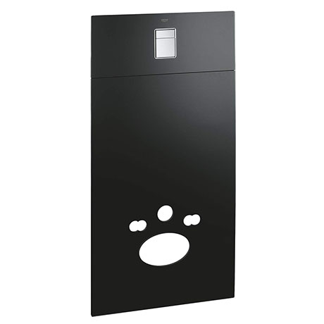Grohe Velvet Black Skate Cosmopolitan Glass Cover - 39374KS0