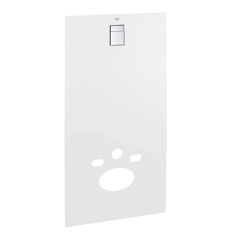 Grohe Moon White Skate Cosmopolitan Glass Cover - 39374LS0