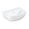 Grohe Bau Ceramic 450mm 1TH Wall Hung Basin - 39424000 profile small image view 1