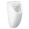 Grohe Bau Ceramic Urinal with Concealed Inlet - 39438000 profile small image view 1