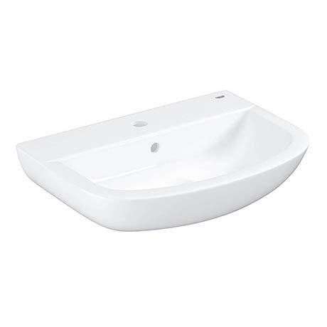 Grohe Bau Ceramic 550mm 1TH Wall Hung Basin - 39440000