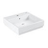 Grohe Cube Ceramic 500mm 1TH Wall Hung Basin - 3947400H profile small image view 1