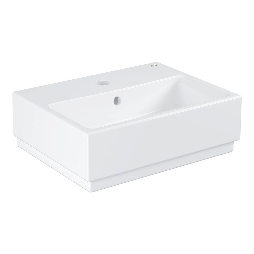 Grohe Cube Ceramic 450mm 1TH Wall Hung Basin - 3948300H