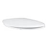 Grohe Bau Soft Close Toilet Seat with Quick Release - 39493000 profile small image view 1