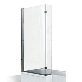 KUDOS Inspire L-Shaped Showerbath Screen