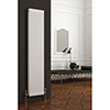 Reina Colona 3 Column Vertical Radiator - RAL Colour Options profile small image view 1
