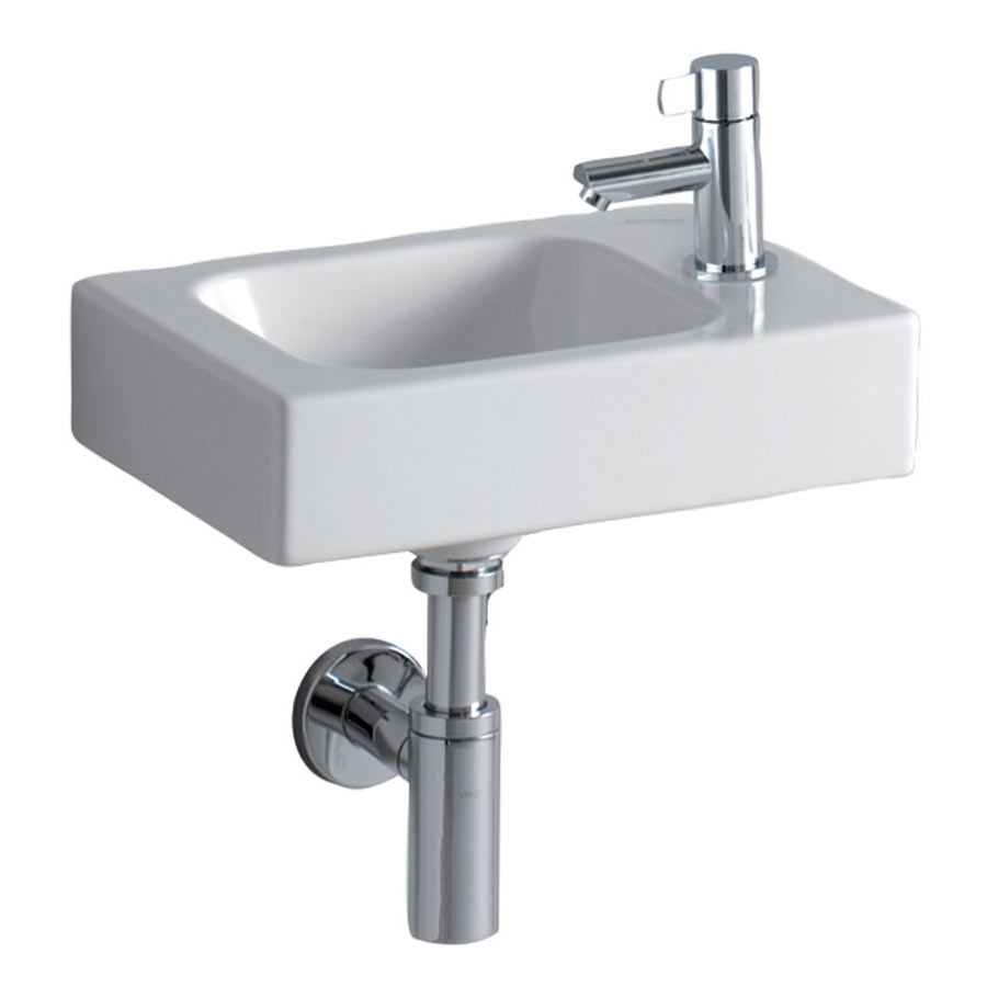 Twyford 3D 380mm 1TH Handrinse Basin