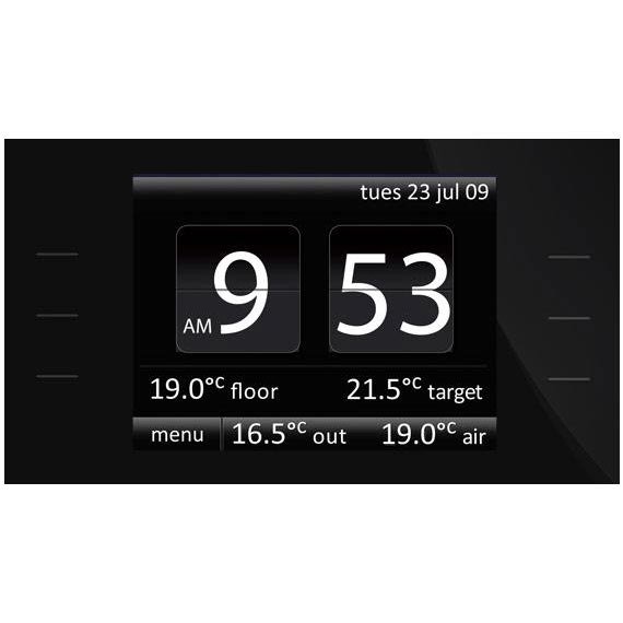 Warmup 3iE Energy-Monitor Thermostat  Feature Large Image