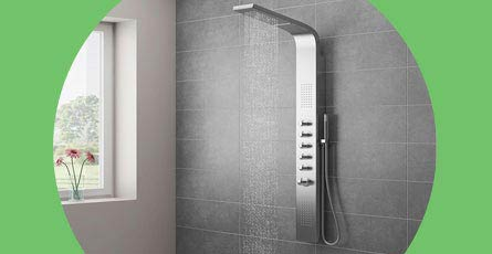 4 Outlets Shower Systems