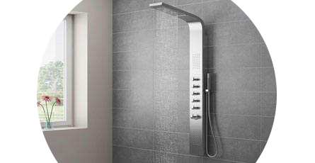 4 Outlet Shower | Victorian Plumbing