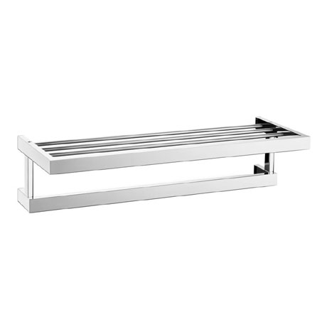 Zack Linea Towel Shelf - Polished Finish - 40024