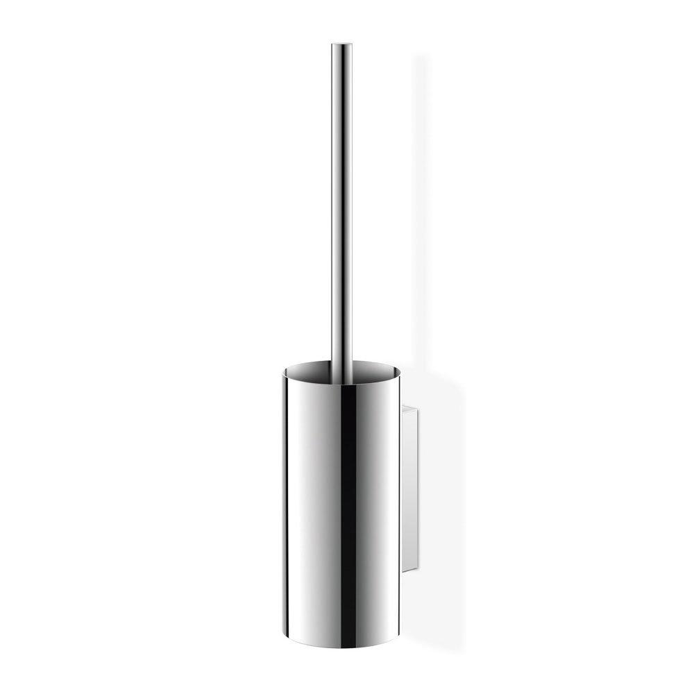 Zack Linea Wall Mounted Toilet Brush - Polished Finish - 40026 profile large image view 1