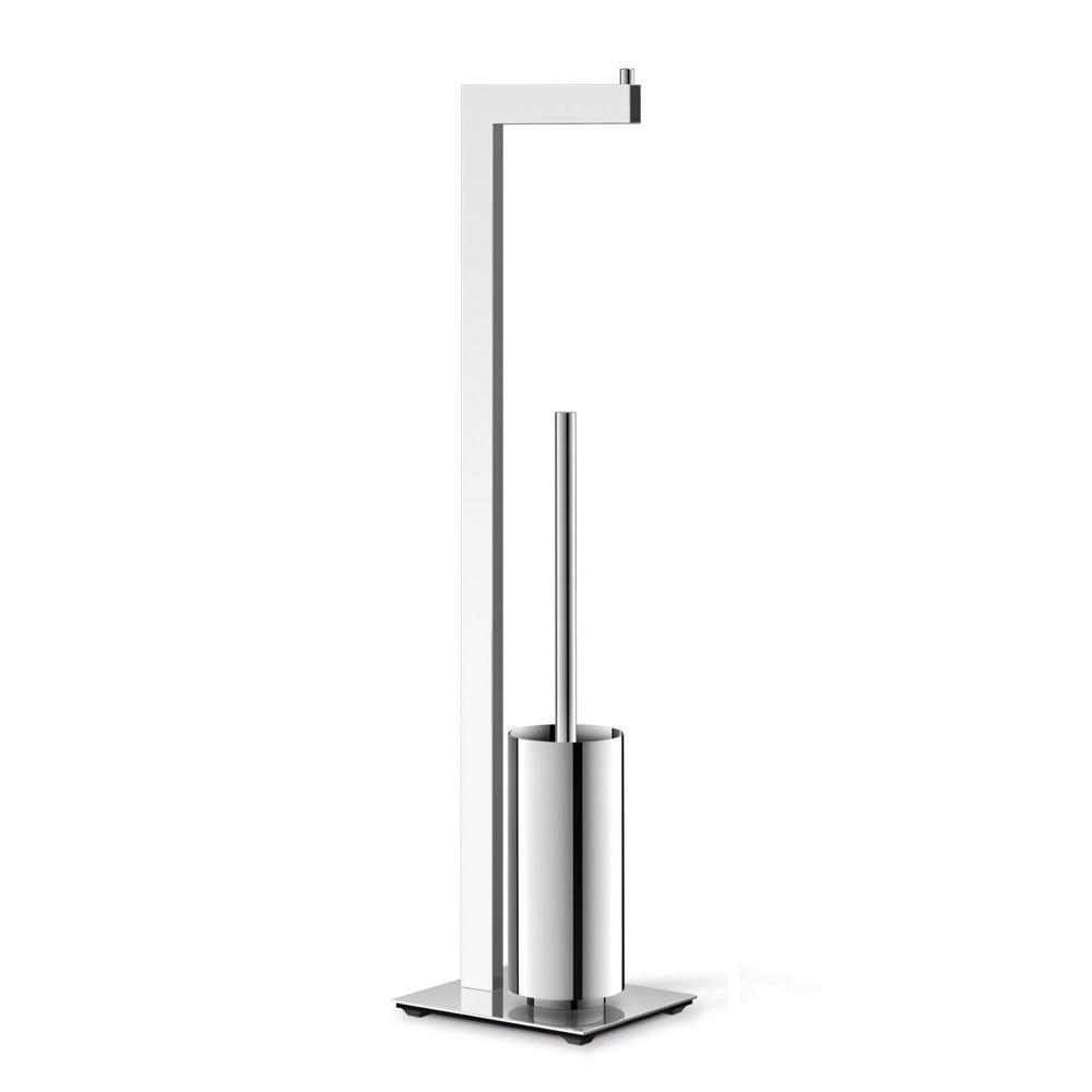 Zack Linea Toilet Butler - Polished Finish - 40027 Profile Large Image