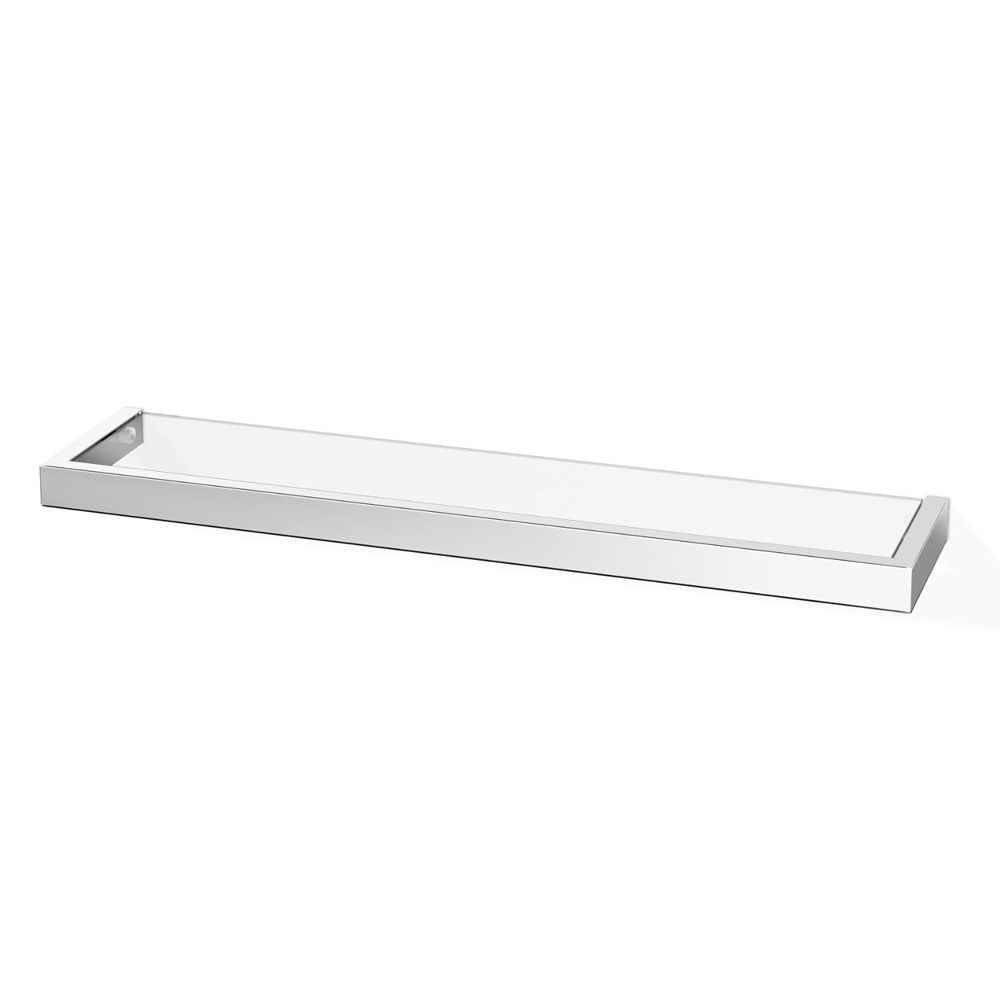 Zack Linea 60cm Bathroom Shelf - Polished Finish - 40030B Profile Large Image