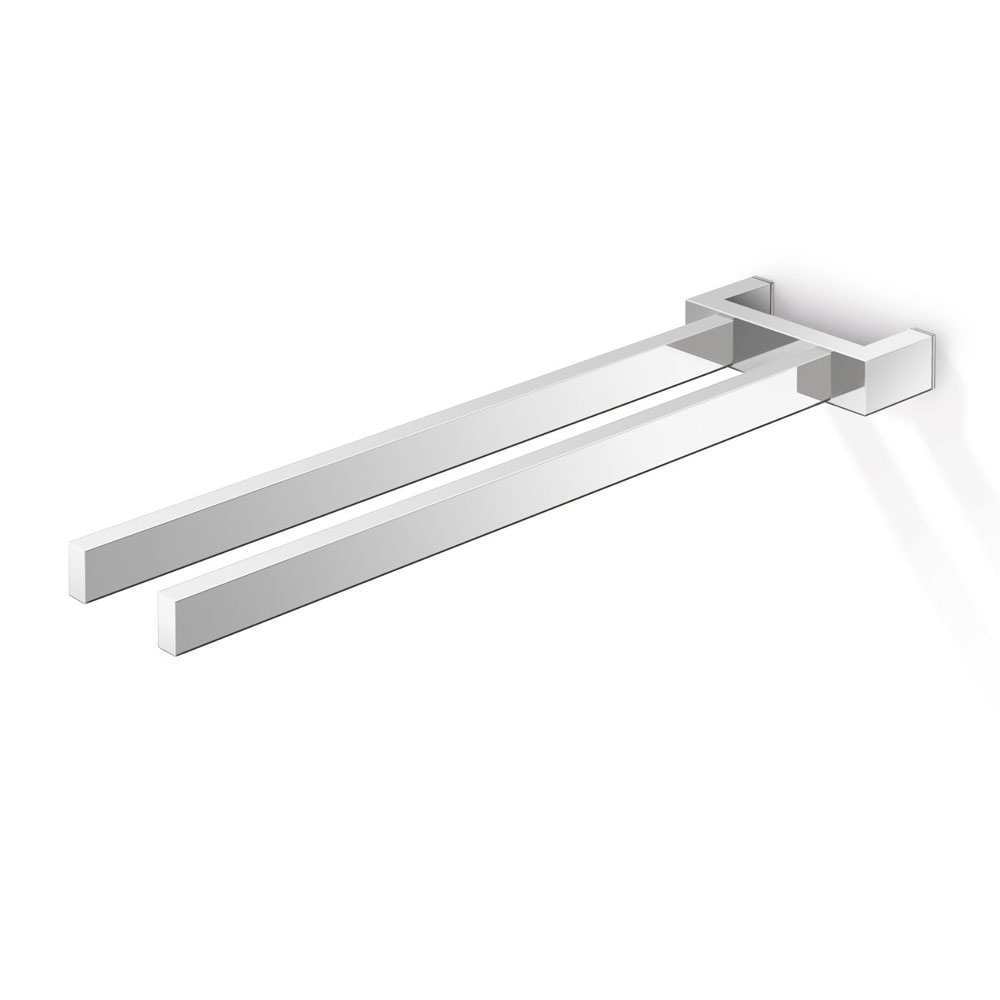 Zack Linea Towel Holder - Polished Finish - 40038 profile large image view 2