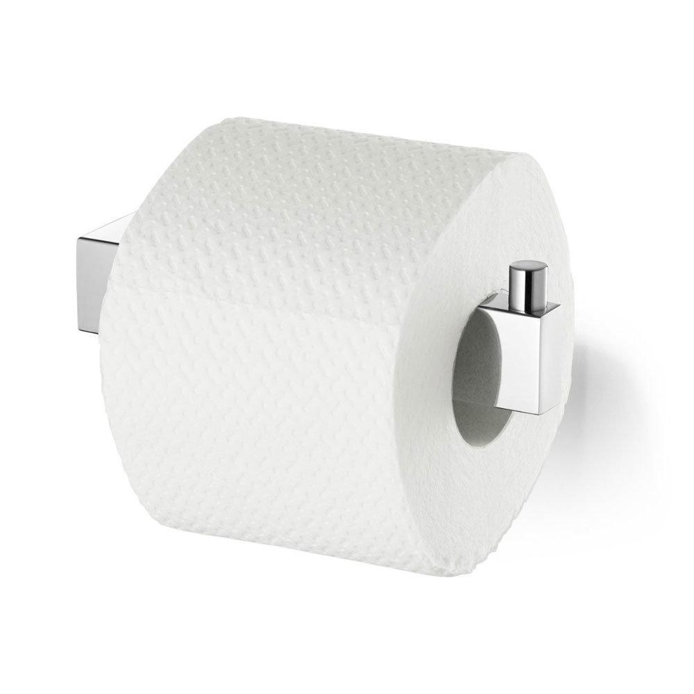 Zack Linea Toilet Roll Holder - Polished Finish - 40043 Profile Large Image