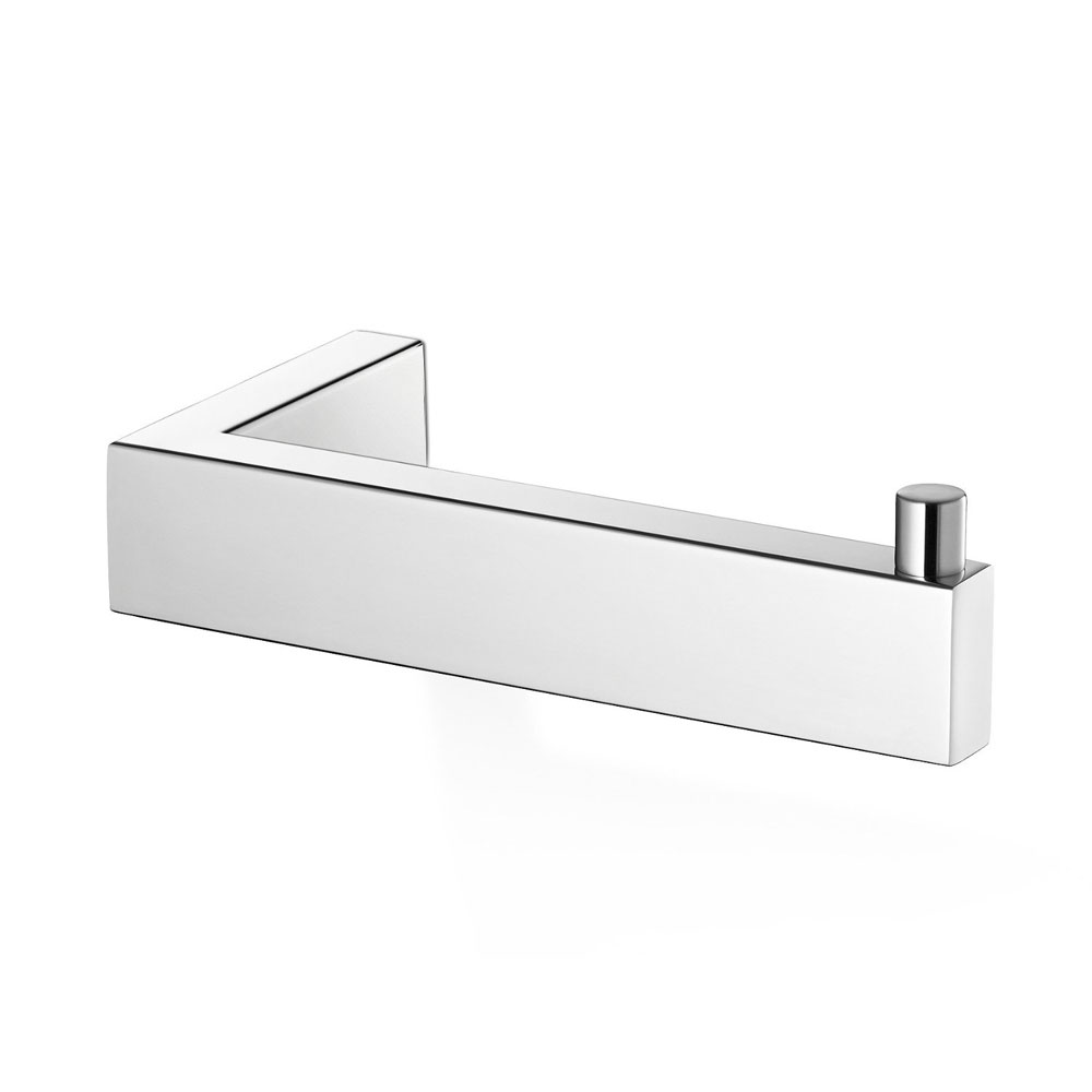 Zack Linea Toilet Roll Holder - Polished Finish - 40043 Large Image