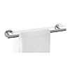 Zack Scala Stainless Steel Towel Rail + Mount Adhesive profile small image view 1