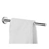 Zack Scala Stainless Steel Towel Holder + Mount Adhesive profile small image view 1