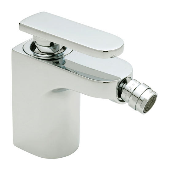 Tre Mercati - Coast Mono Bidet Mixer with Pop-up Waste - 40080B Large Image