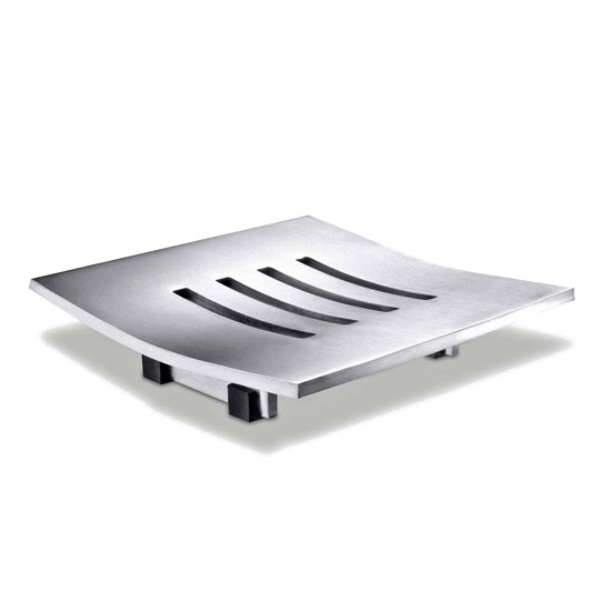 Zack Abacco Soap Dish Stainless Steel 40101 At