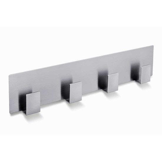 Zack Appeso Towel Hook Rail - Stainless Steel - 40143