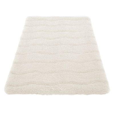 Kleine Wolke - Medina Organic Cotton Bath Mat - Nature - Various Size Options Large Image