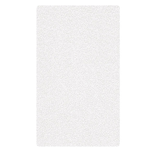 Kleine Wolke - Kansas Cotton Bath Mat - White - Various Size Options profile large image view 2