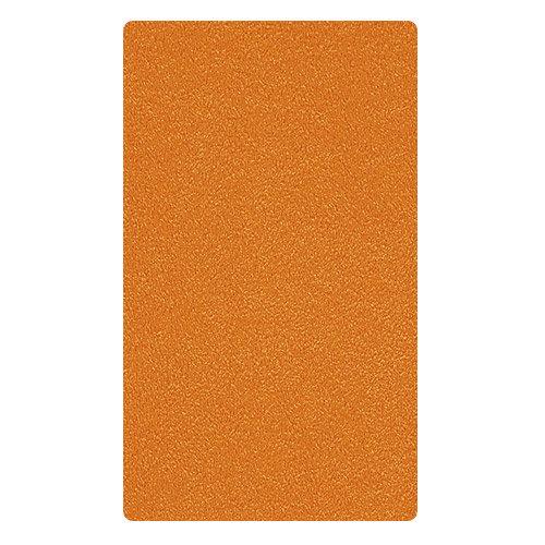 Kleine Wolke - Kansas Cotton Bath Mat - Orange - Various Size Options profile large image view 2