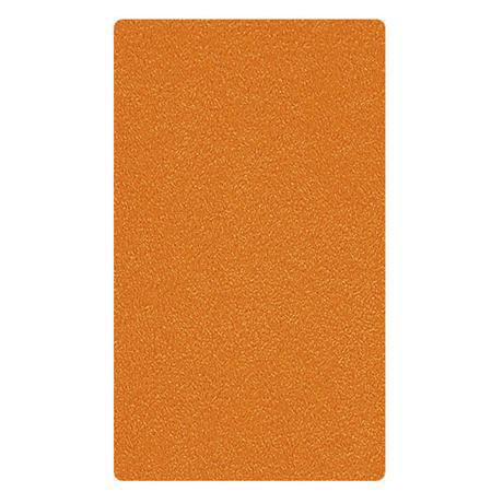 Kleine Wolke Kansas Cotton Bath Mat Orange Various