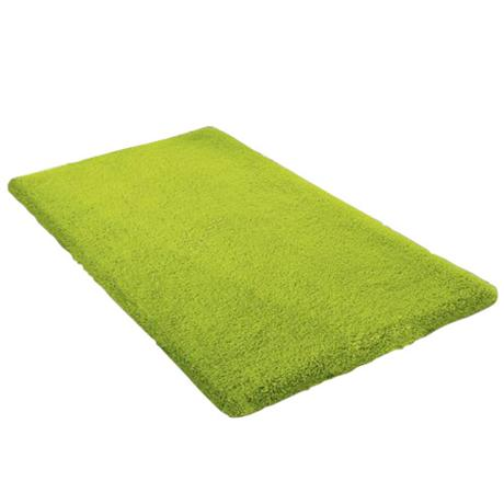 Kleine Wolke - Kansas Cotton Bath Mat - Green - Various Size Options