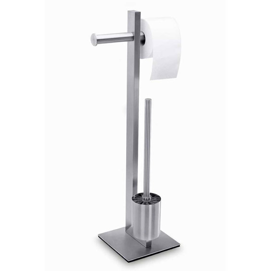 Zack Fresco Toilet Butler - Stainless Steel - 40185 profile large image view 1