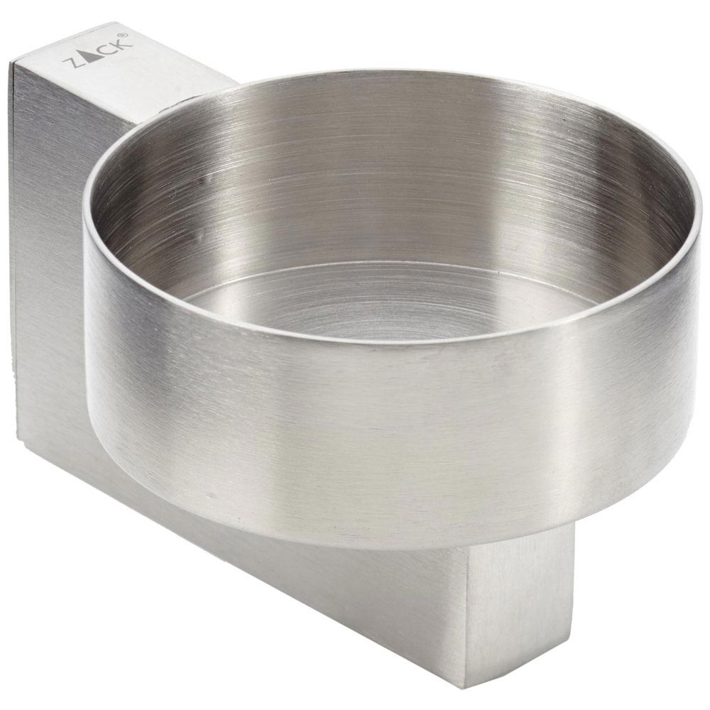 Zack Fresco Wall Mounted Tumbler Holder - Stainless Steel - 40196 profile large image view 1