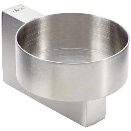 Zack Fresco Wall Mounted Tumbler Holder - Stainless Steel - 40196