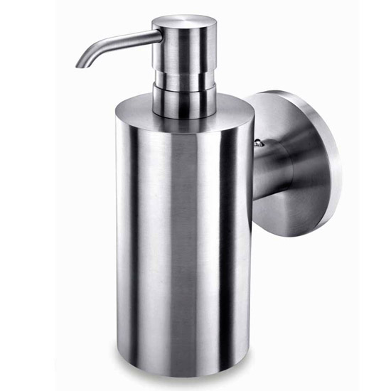 Zack Mobilo Wall Mounted Soap Dispenser Stainless Steel