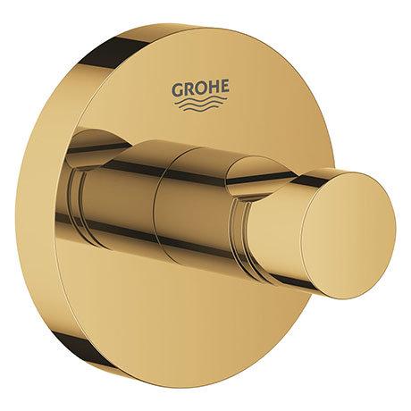 Grohe Essentials Robe Hook - Cool Sunrise - 40364GL