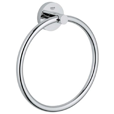 Grohe Essentials Towel Ring - 40365001