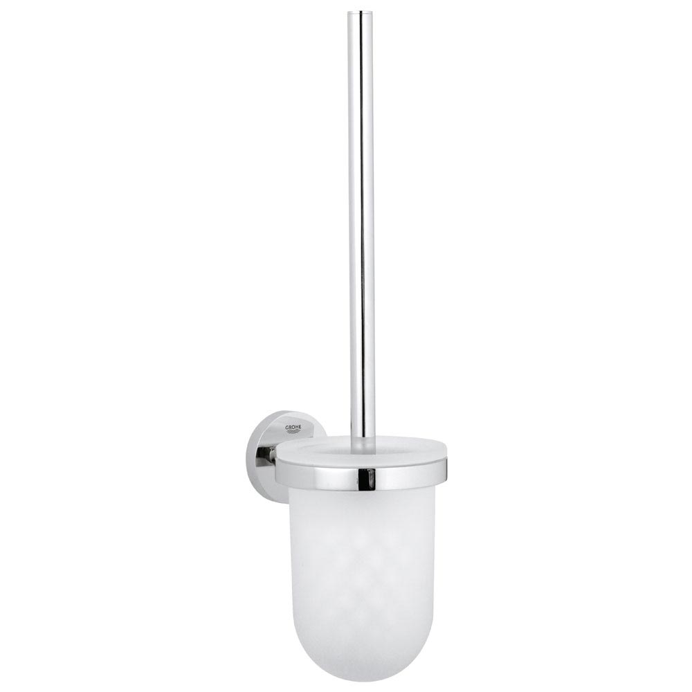 Grohe Essentials Toilet Brush Set - 40374001 Large Image