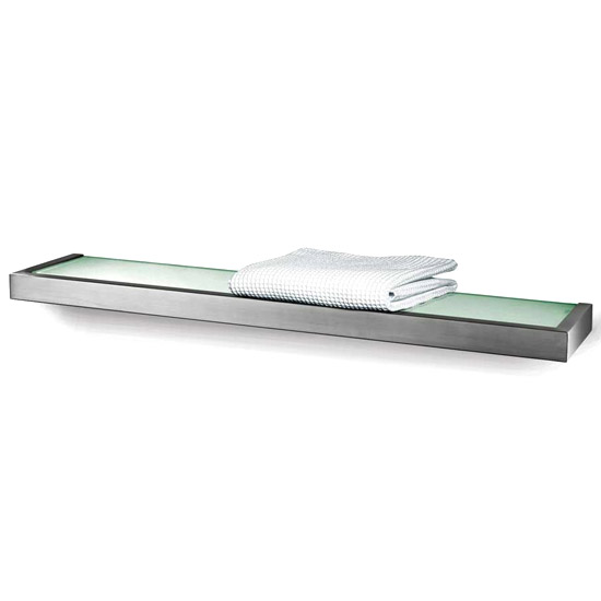 Zack Linea 61.5cm Bathroom Shelf - 40385 Large Image