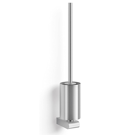 Zack Atore Wall Mounted Toilet Brush - Stainless Steel - 40416