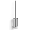 Zack Atore Wall Mounted Toilet Brush - Stainless Steel - 40416 profile small image view 1