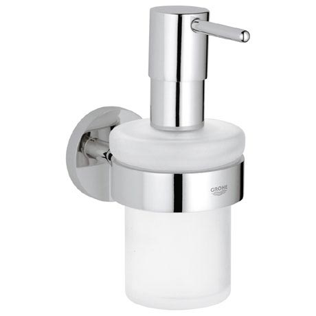 Grohe Essentials Soap Dispenser with Holder - 40448001