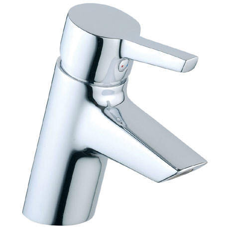 Vitra - Slope Monobloc Basin Mixer - Chrome - 40463