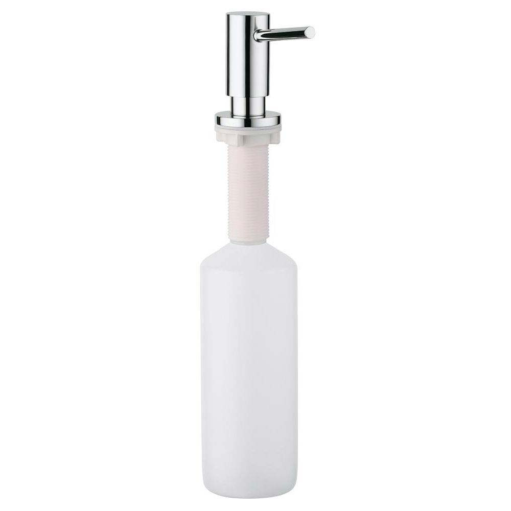 Grohe Cosmopolitan Soap Dispenser - Chrome - 40535000 profile large image view 3