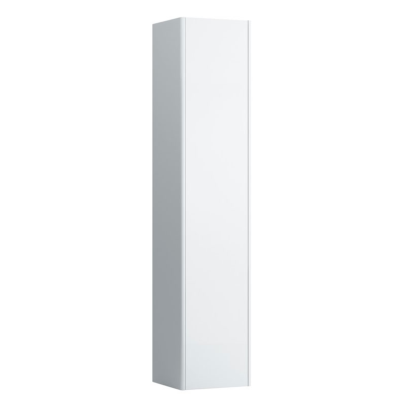 Laufen - Living Square 1 Door Wall Mounted Tall Cabinet - Left or Right Hand Option Large Image